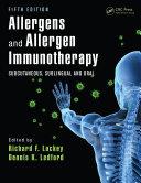 Allergens and Allergen Immunotherapy Pdf/ePub eBook