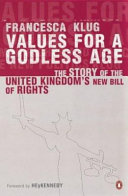 Values for a Godless Age