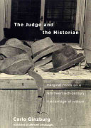 The Judge and the Historian