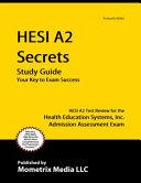 HESI A2 Secrets Study Guide