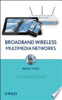 Broadband Wireless Multimedia Networks Book
