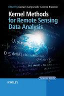 Kernel Methods for Remote Sensing Data Analysis Pdf/ePub eBook