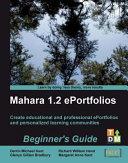 Mahara 1.2 Eportfolios