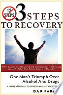 3 Steps To Recovery Book
