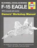 McDonnell Douglas/Boeing F-15 Eagle Manual