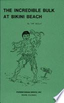 the incredible hulk at bikini beach Book PDF
