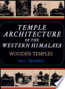Temple Architecture of the Western Himalaya Book