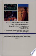 Supporting Small Scale Farmers And Rural Organisations