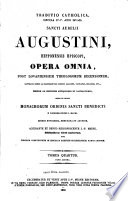 Sancti Aurelii Augustini, Hipponensis Episcopi, Opera omnia