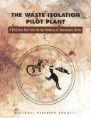 The Waste Isolation Pilot Plant [Pdf/ePub] eBook