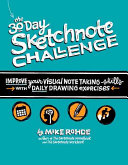The 30 Day Sketchnote Challenge