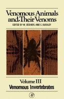 Venomous Animals and Their Venoms [Pdf/ePub] eBook