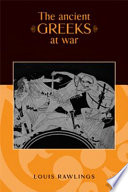 The Ancient Greeks at War Book