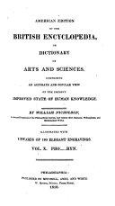 Pdf American Edition of the British Encyclopedia