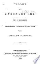 The Life of Margaret Fox  Wife of George Fox Book PDF