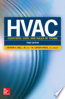 Hvac Equations Data And Rules Of Thumb Third Edition Book