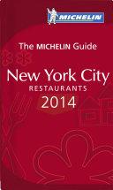 MICHELIN Guide New York City 2014