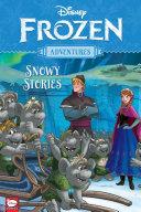 Disney Frozen Adventures  Snowy Stories