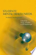 Students' Mental Health Needs