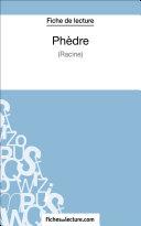 Phèdre de Racine (Fiche de lecture) Pdf/ePub eBook