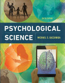 Psychological Science Book