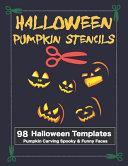 Halloween Pumpkin Stencils 98 Halloween Templates Pumpkin Carving Spooky and Funny Faces