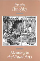Meaning in the Visual Arts Book PDF