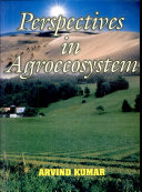 Perspectives In Agroecosystem Book PDF