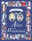 Search and Find: Alice in Wonderland Book Online