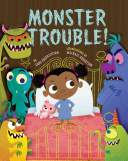 Monster Trouble Lane Fredrickson Cover