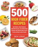 500 High Fiber Recipes