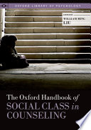 The Oxford Handbook of Social Class in Counseling