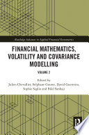 Financial Mathematics  Volatility and Covariance Modelling Book