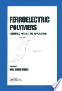 Ferroelectric Polymers Book PDF