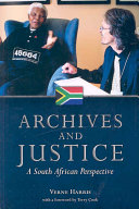 Archives And Justice