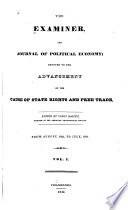 The Examiner And Journal Of Political Economy