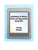 E publishing Trends and Opportunities