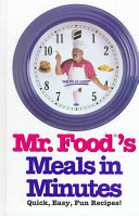 Mr  Food s Meals in Minutes Book