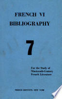 french vi bibliography