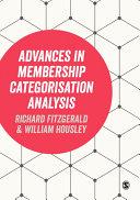 Advances in Membership Categorisation Analysis