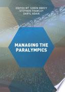 Managing The Paralympics