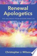 Renewal Apologetics