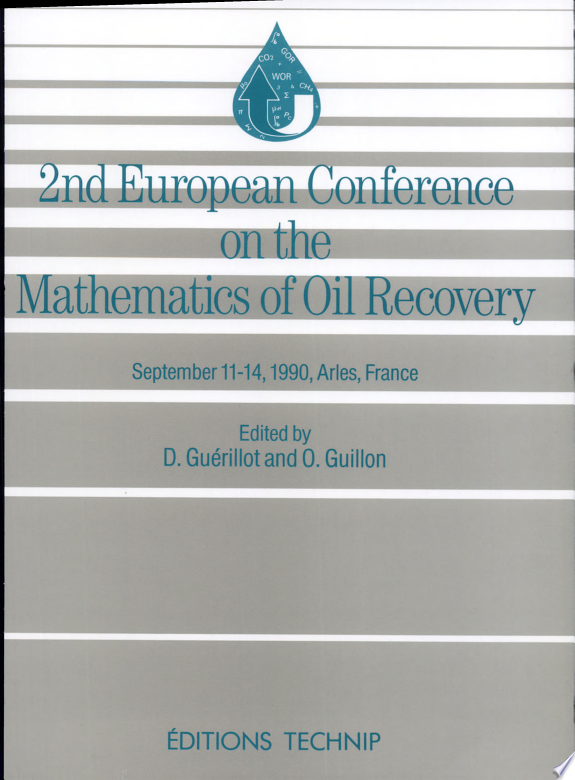 Mathematics of Oil Recovery