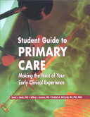 Student Guide To Primary Care Book PDF