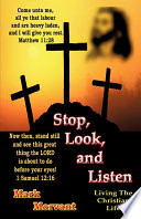 Stop  Look  and Listen Book PDF