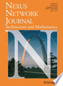 Nexus Network Journal 8,2