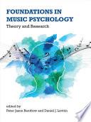 Foundations in Music Psychology Book