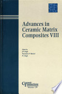 Advances in Ceramic Matrix Composites VIII Book