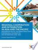 Regional Cooperation and Integration in Asia and the Pacific