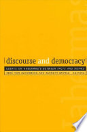 Discourse And Democracy